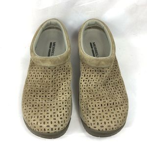 Merrell grip vibram clogs Comfort Shoes backless 6